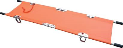 orange stretcher