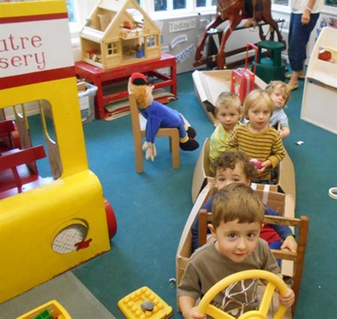 Nursery Sauarding Policy