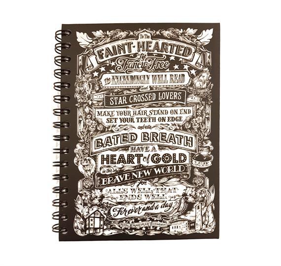 Vic Lee notebook