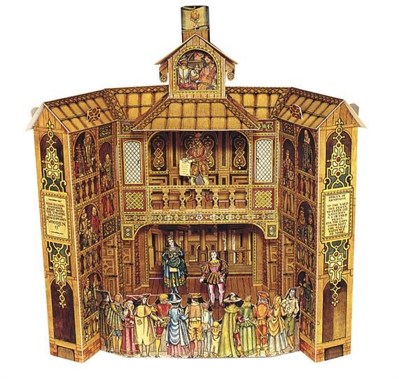 Shakespeare Toy Theatre