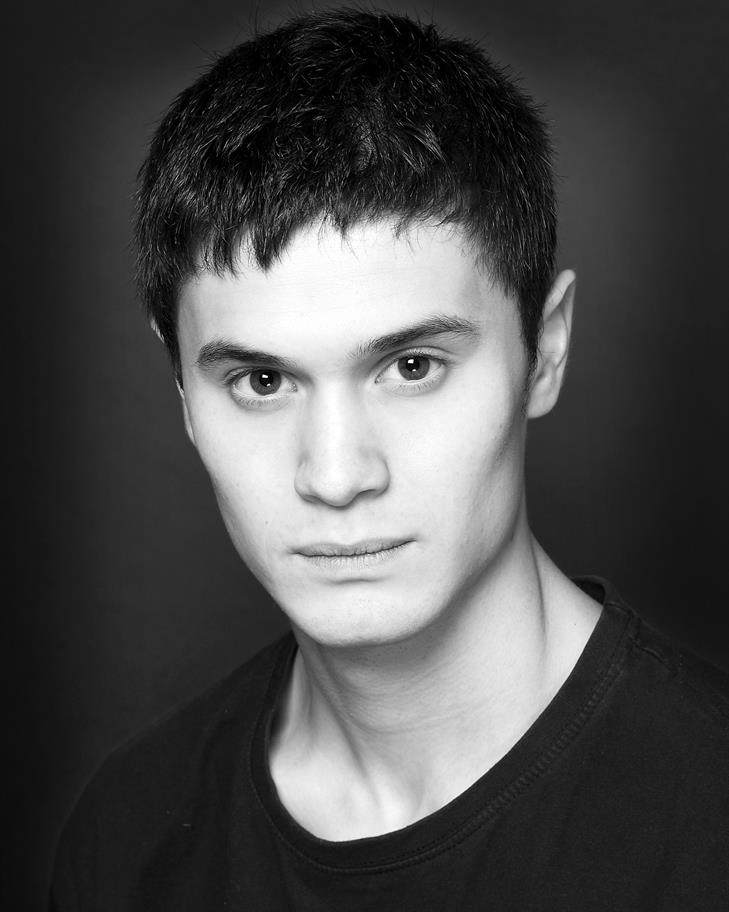 Headshot of Andrew Leung