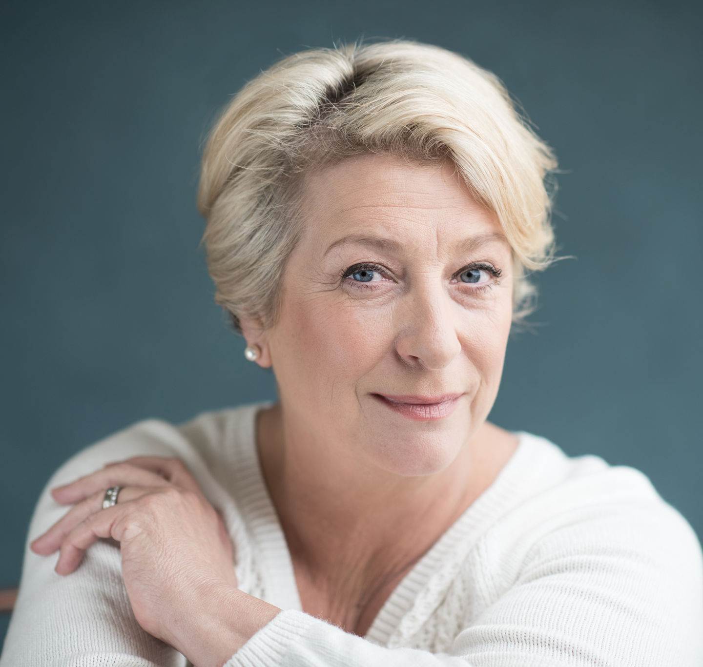Caroline Quentin Joins Mark Addy in The Hypocrite