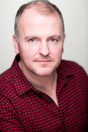 Colm Gormley headshot