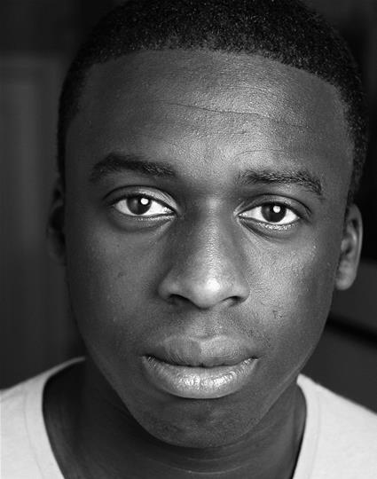 David Ajao headshot