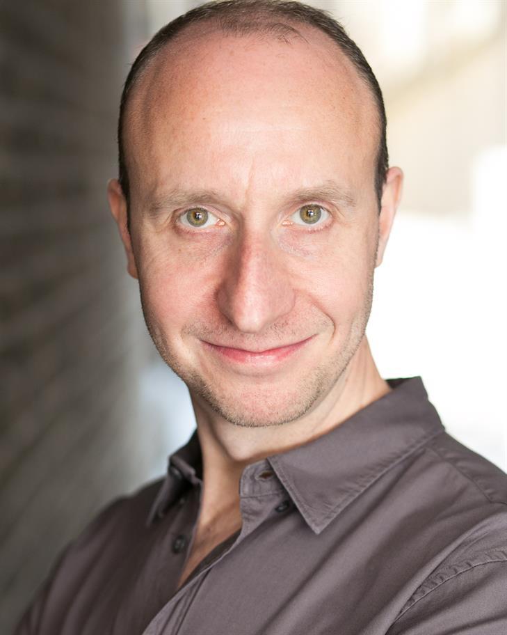 Headshot of David Langham