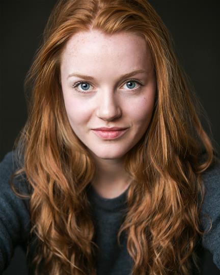 Colour headshot of Harriet Slater