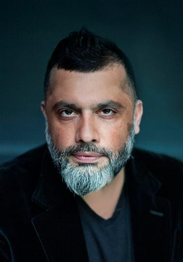 Irvine Iqbal headshot