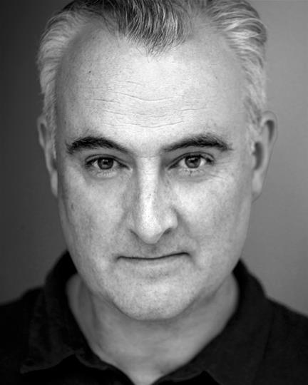 headshot of John Hodgkinson