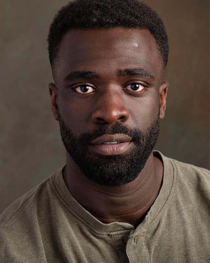 Jordan Kouame headshot
