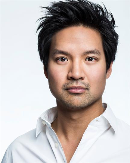 Headshot of Kevin Shen