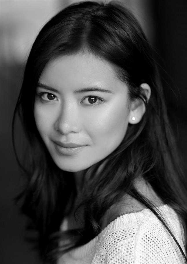 headshot of Katie Leung looking to camera