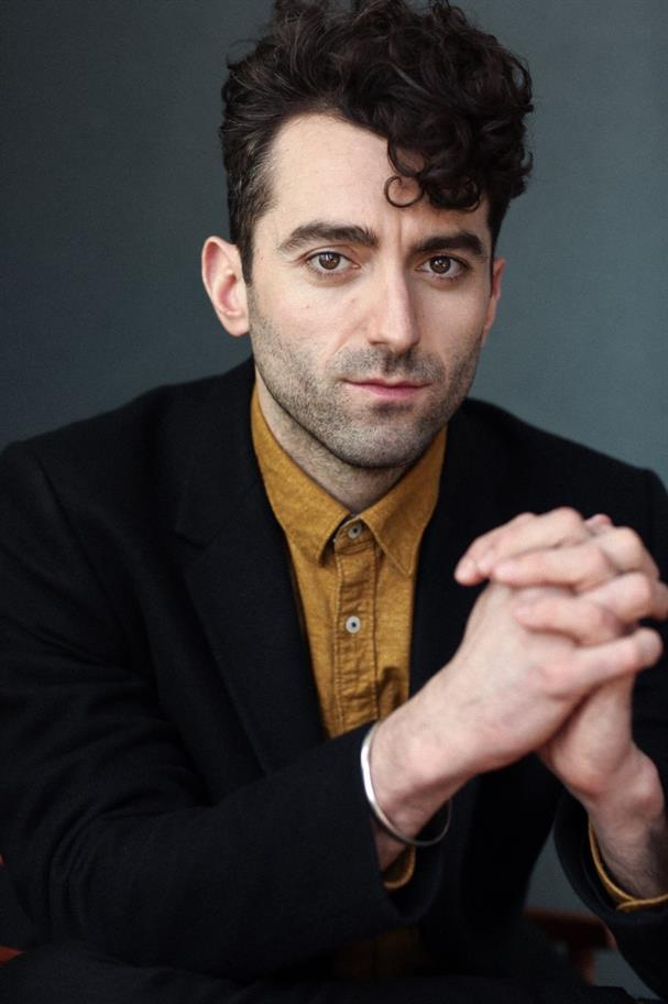 Marc Antolin headshot