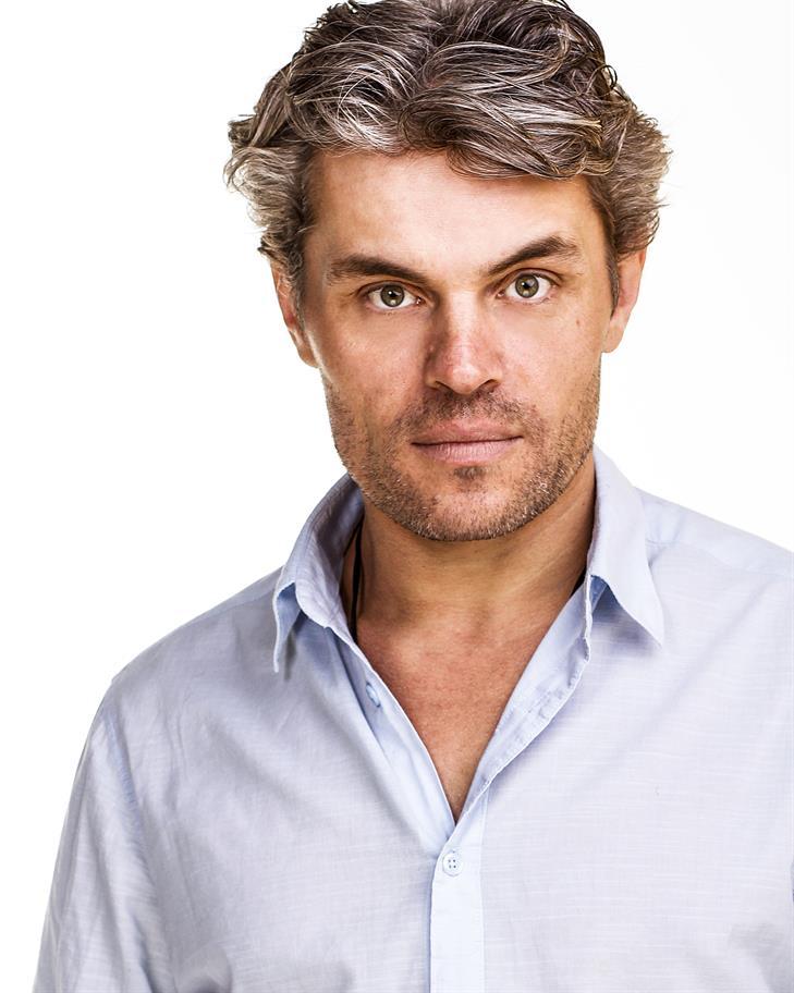 Headshot of Marcello Walton