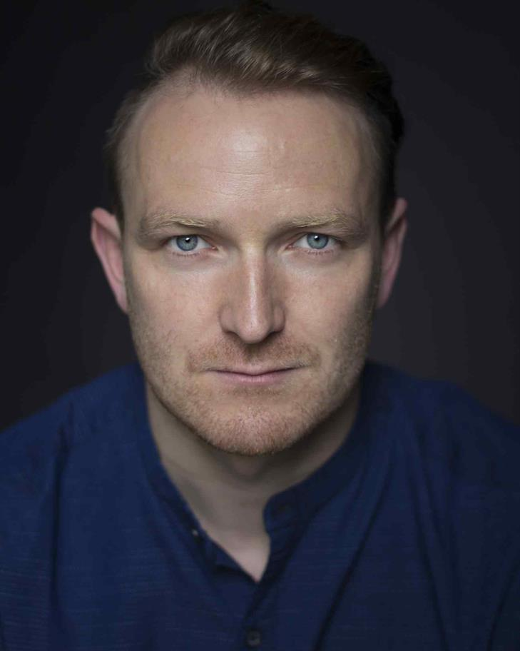 Headshot of Mathew McPherson