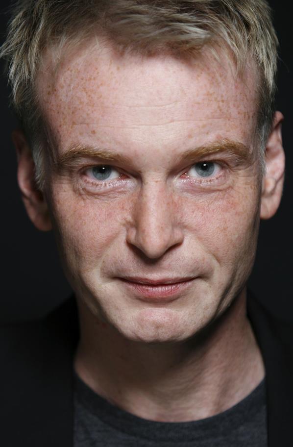 Headshot of Paul McEwan