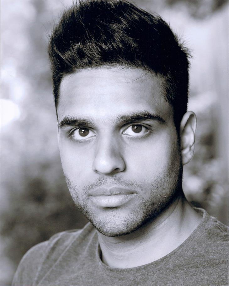 Raj Bajaj headshot