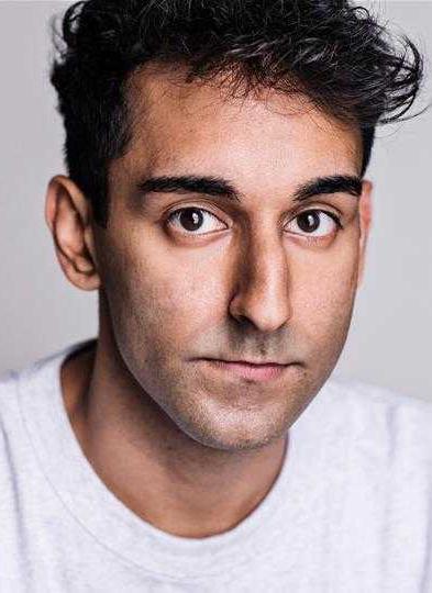 Shiv Rabheru headshot