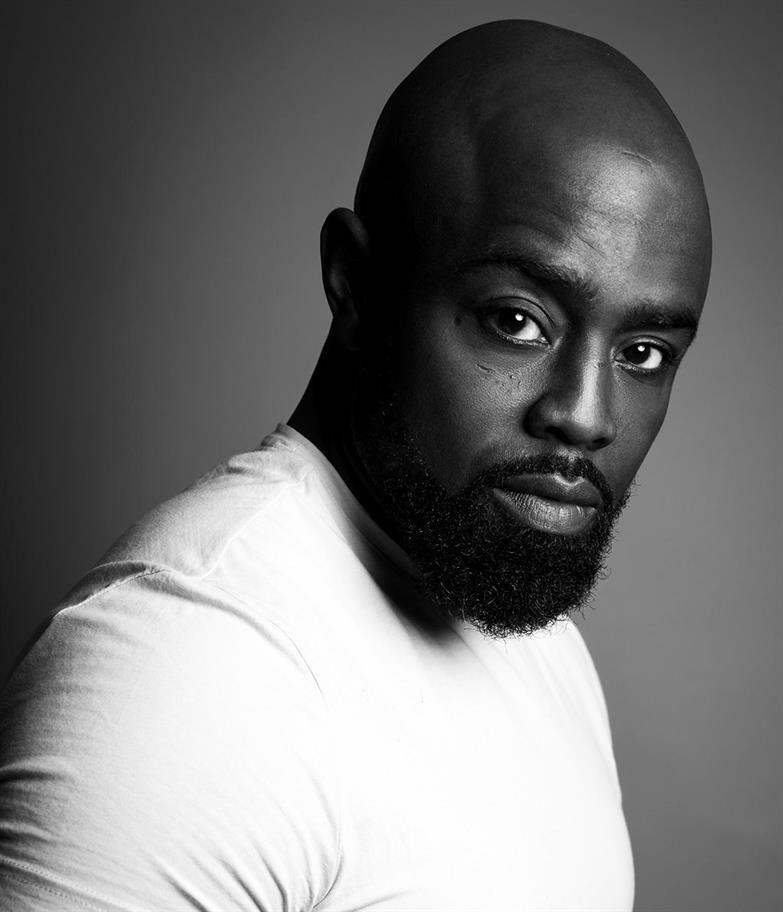 Michael Balogun headshot