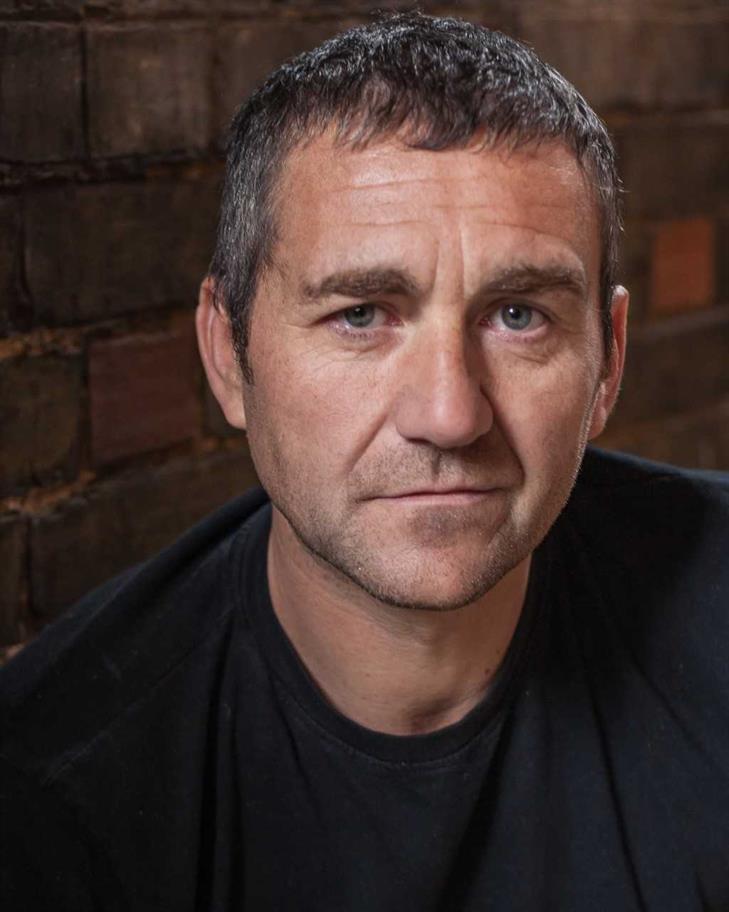 Headshot of Steve Nicolson