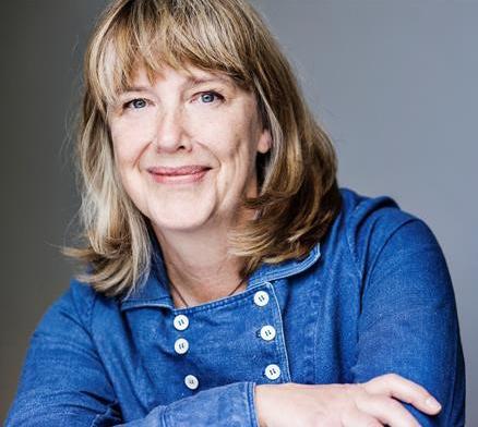 Smaller image of Suzanne Burden headshot