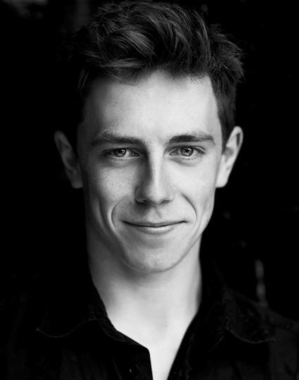 Black and white headshot of Tom Byrne