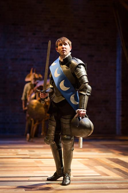 Joshua McCord as Samson Carrasco Don Quixote