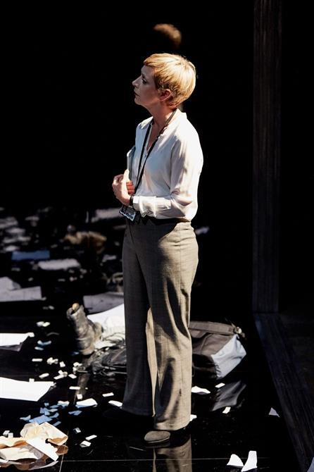Laura Howard as Dolores in Always Orange