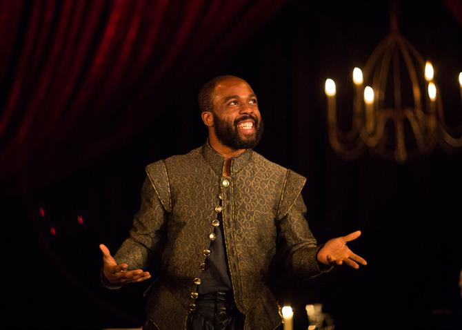 Ken Nwosu as Face in The Alchemist