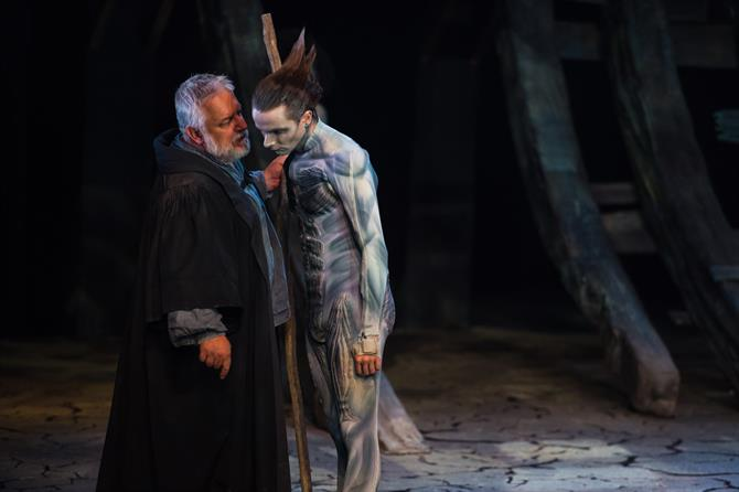 The Tempest production photos_ 2017_ Barbican Theatre_2017_Photo by Topher McGrillis _c_ RSC_222758