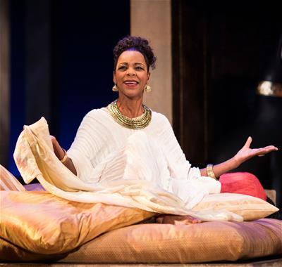 Antony And Cleopatra Shakespeare Quotes: Iqbal Khan 2017 Production
