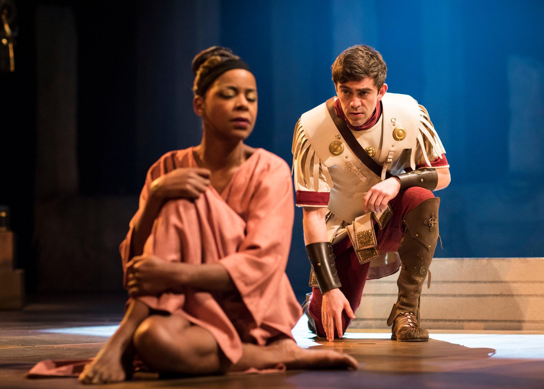 Production photos | Antony & Cleopatra | Royal Shakespeare Company