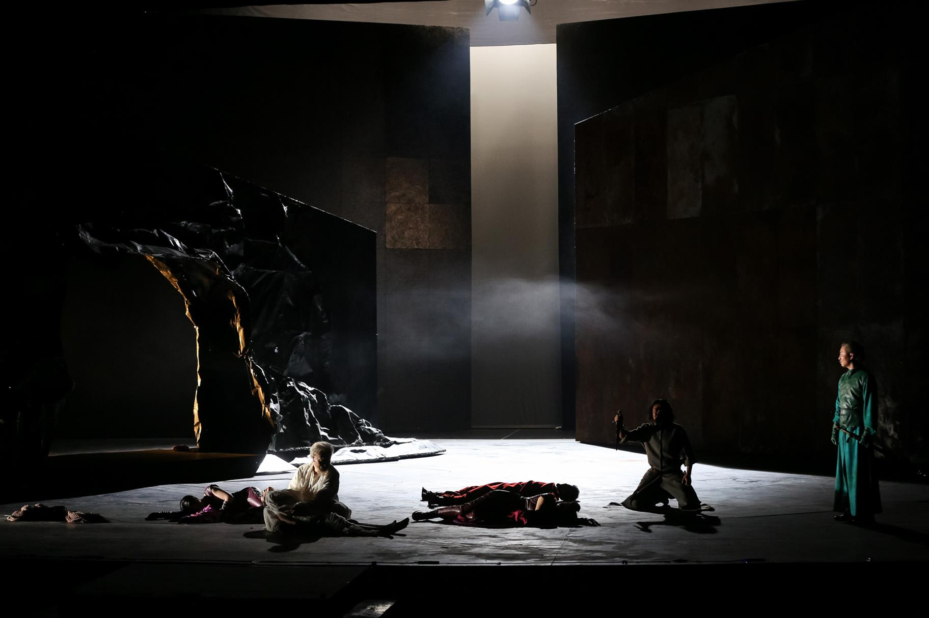 King Lear | Chinese Folio Translation Project | Royal Shakespeare
