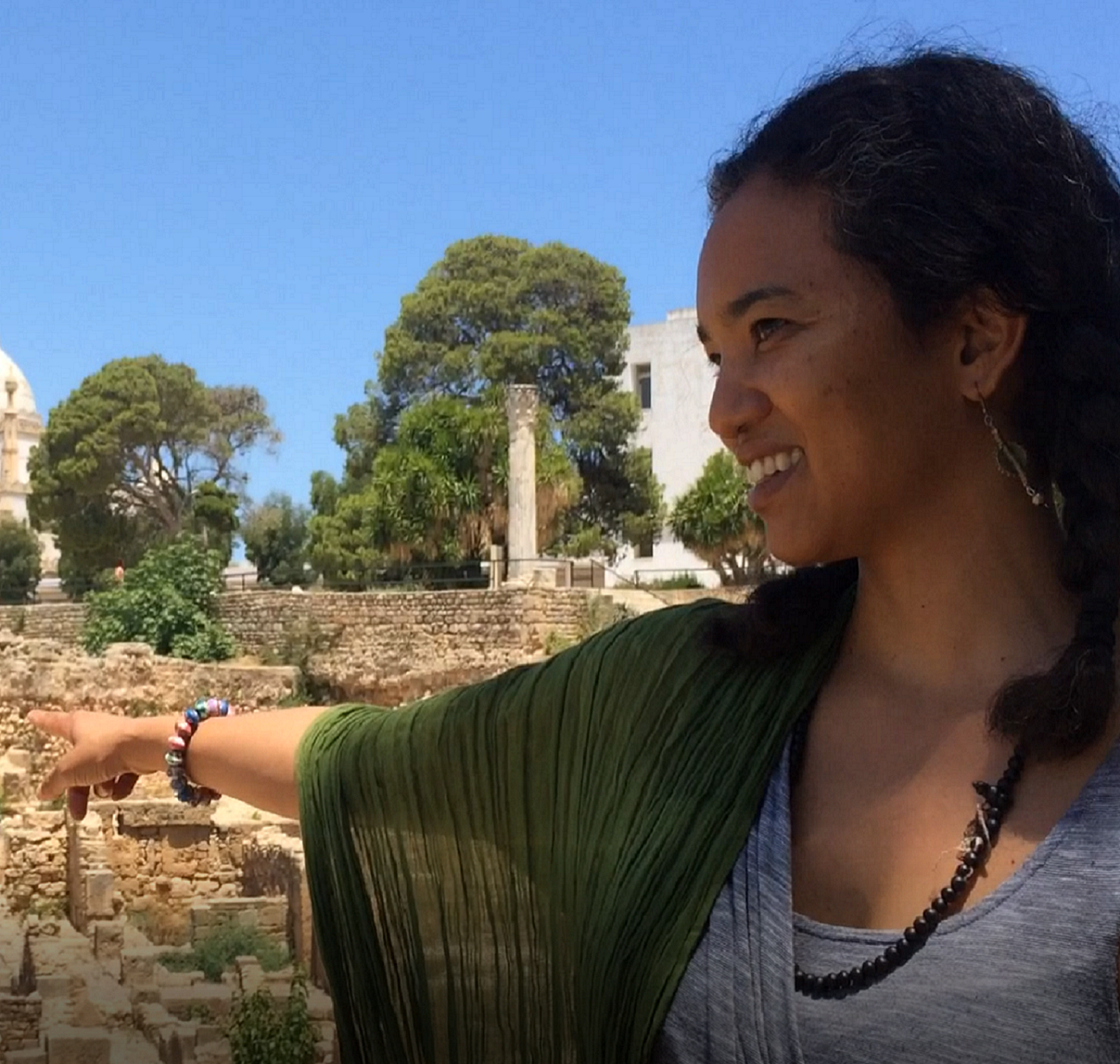 Carthage Video Diary: Ruins