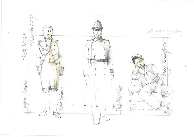 character sketch of viola