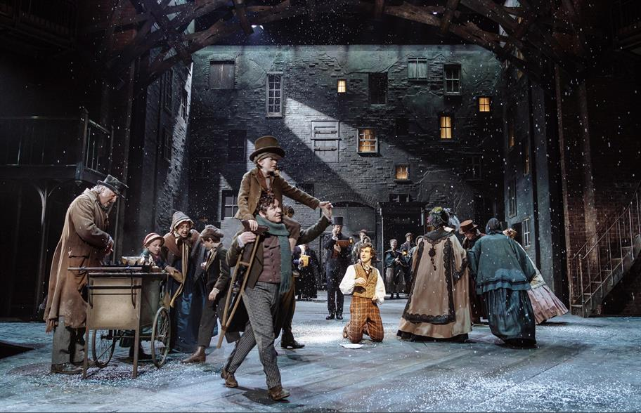 A Christmas Carol marketing image_ 2018_2018_Photo by Manuel Harlan _c_ RSC_237656