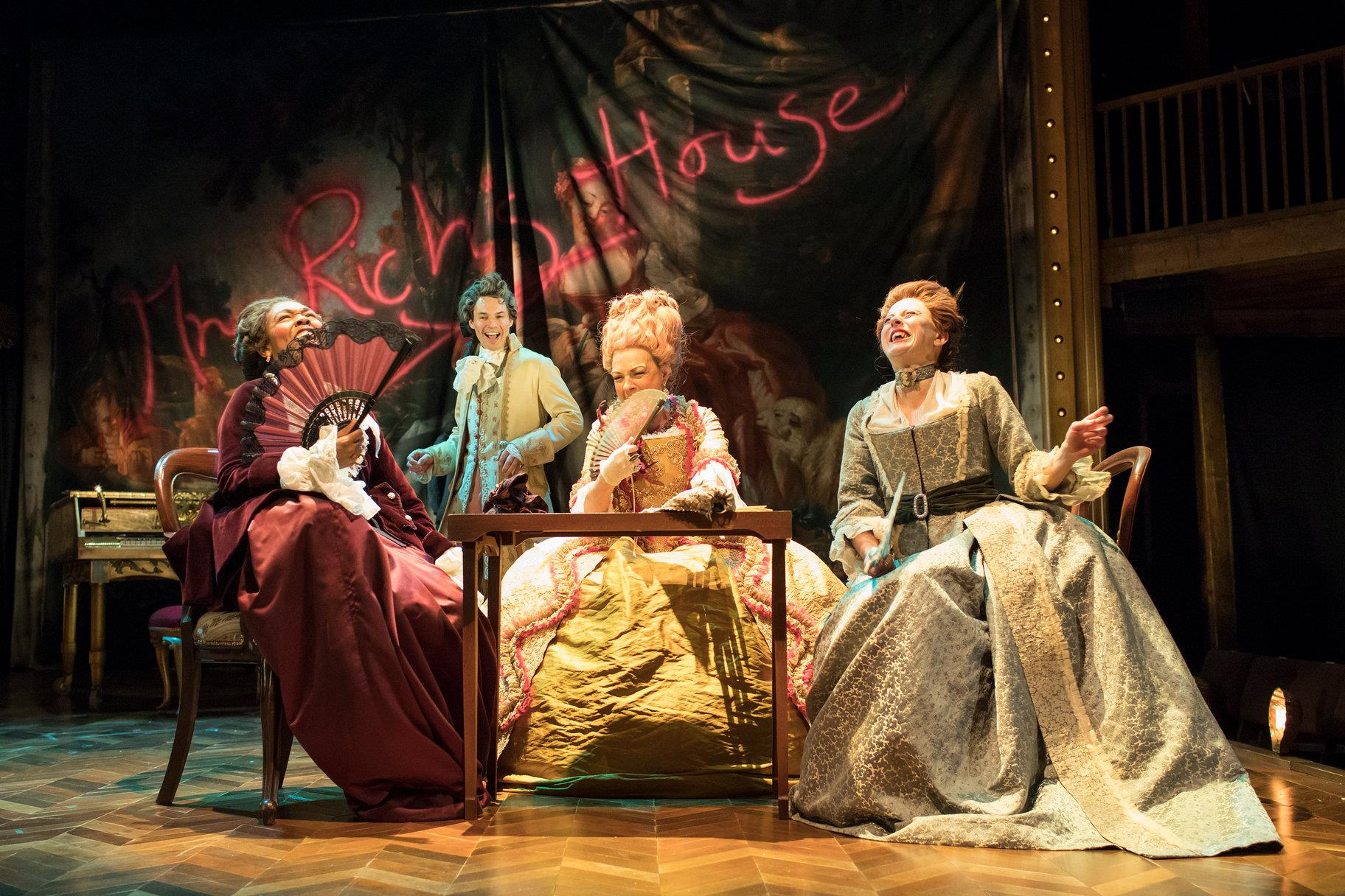 The Fantastic Follies of Mrs Rich | Royal Shakespeare Company