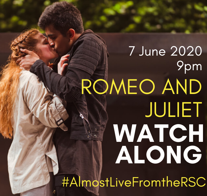 Romeo and Juliet watch along graphic
