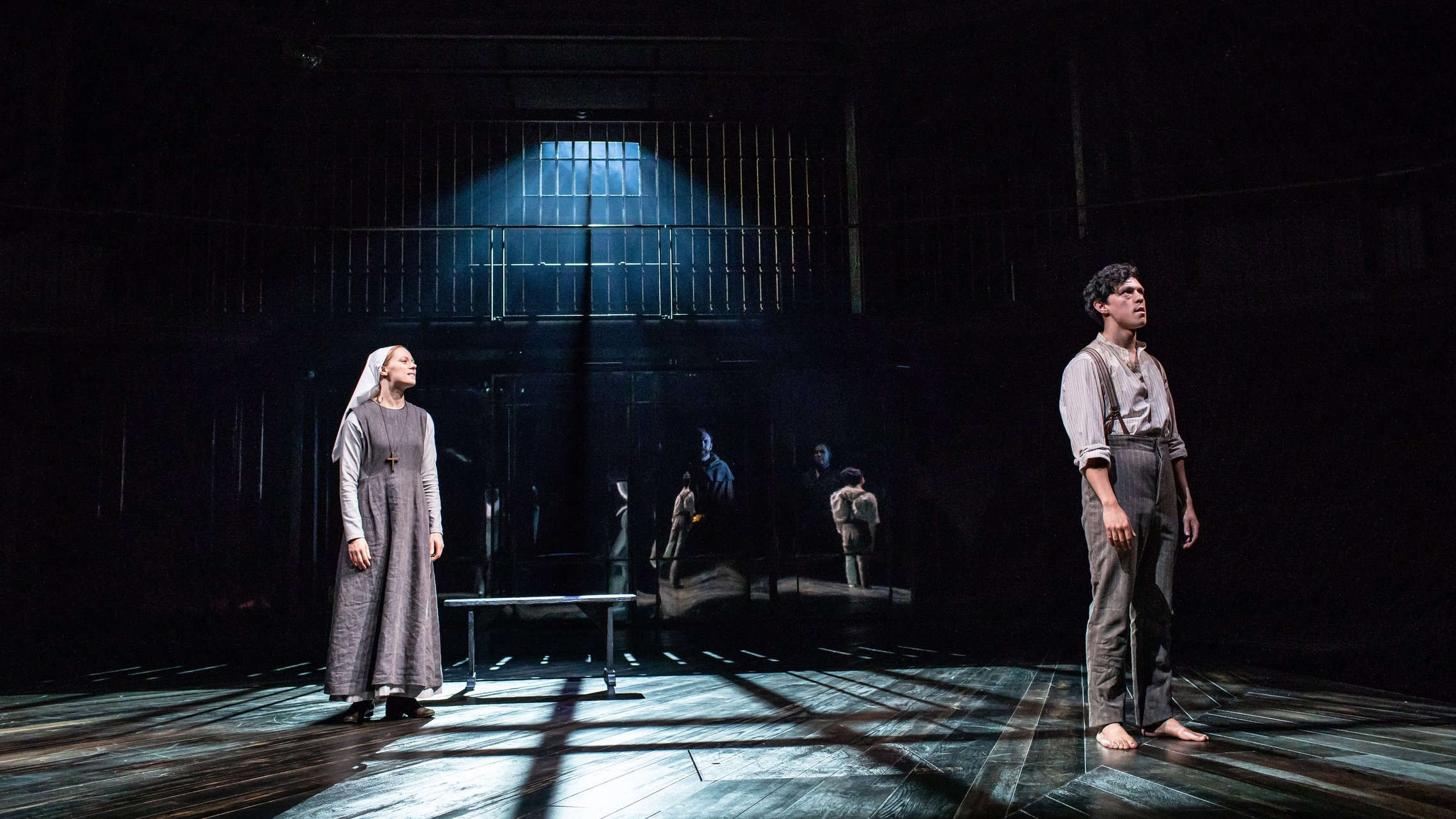 Resultat d'imatges de measure for measure royal shakespeare company