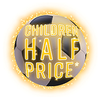 Half price tickets for children