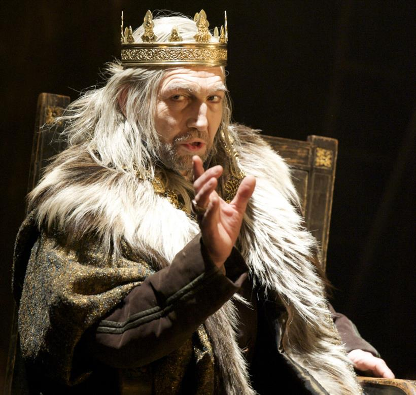 The Plot | King Lear | Royal Shakespeare Company