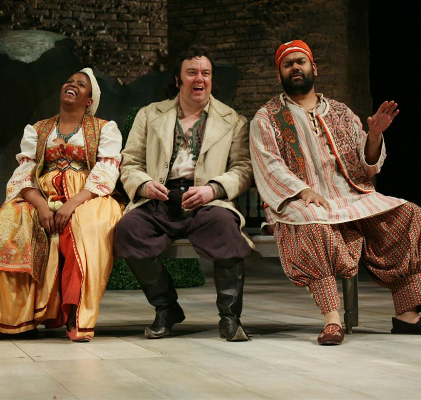the play twelfth night delights in Twelfth night—the play's the thing emerging from the  twelfth night and what you will  delights in his composition as toby (andrus nichols, right.