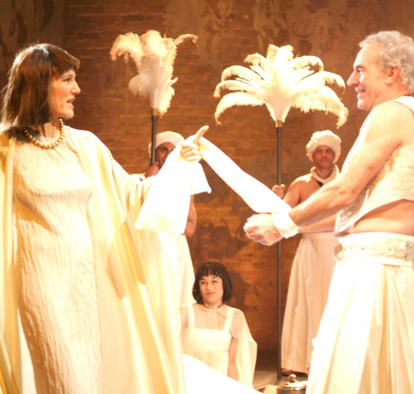Antony And Cleopatra Shakespeare Quotes: Gregory Doran 2006 Production