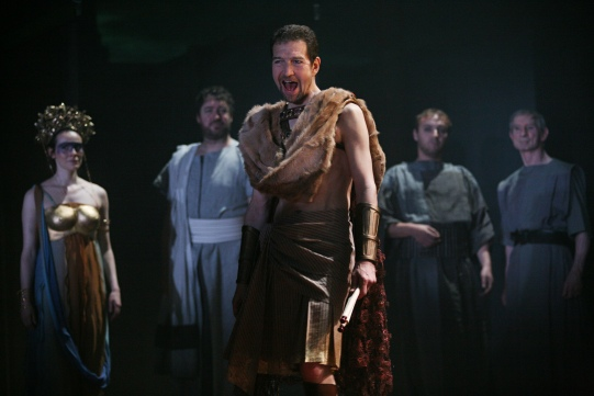 Greg Hicks in Julius Caesar.