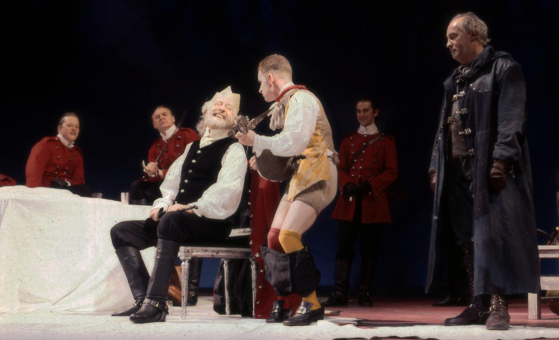 adrian noble 1993 production king lear royal shakespeare company