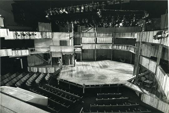 John Napier's 1976 set