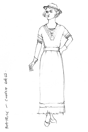 Beatrice's wedding costume, 2002