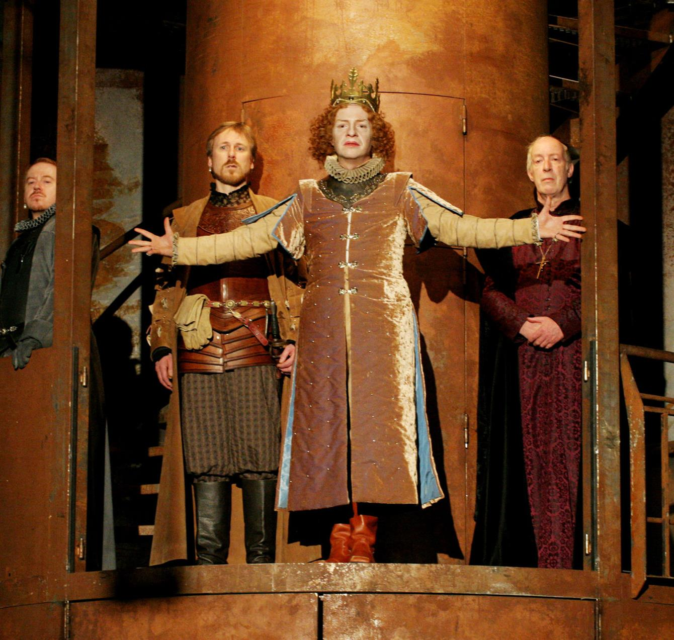 Other performances of Richard II
