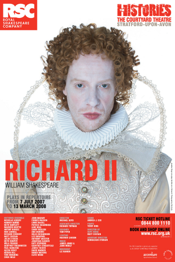 Richard II poster 2007