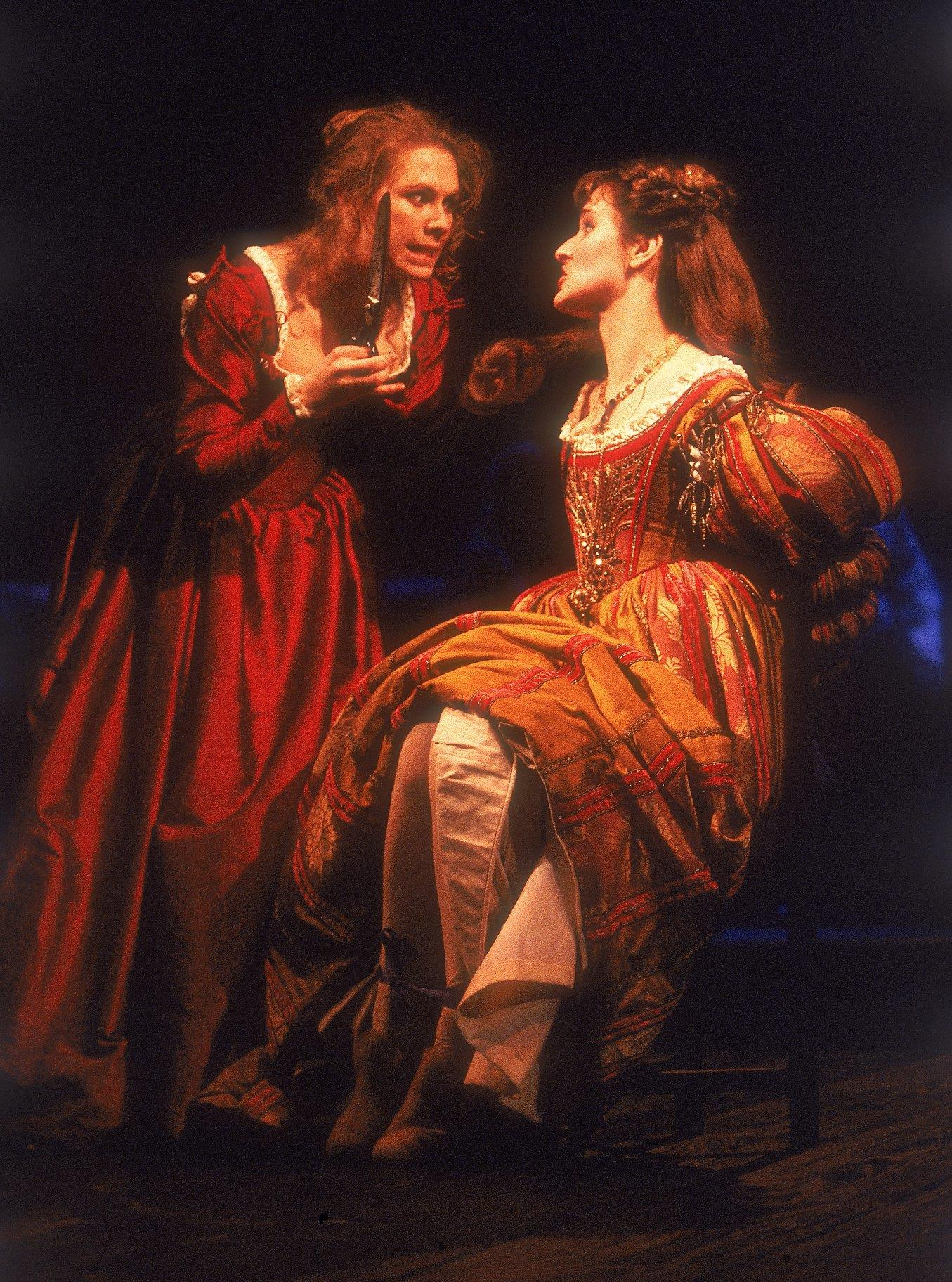 the relationship between katherine and bianca in shakespeares the taming of the shrew Start studying taming of the shrew what is the relationship between litio from mantua who is actually hortensio in disguise to tutor katherine and bianca.