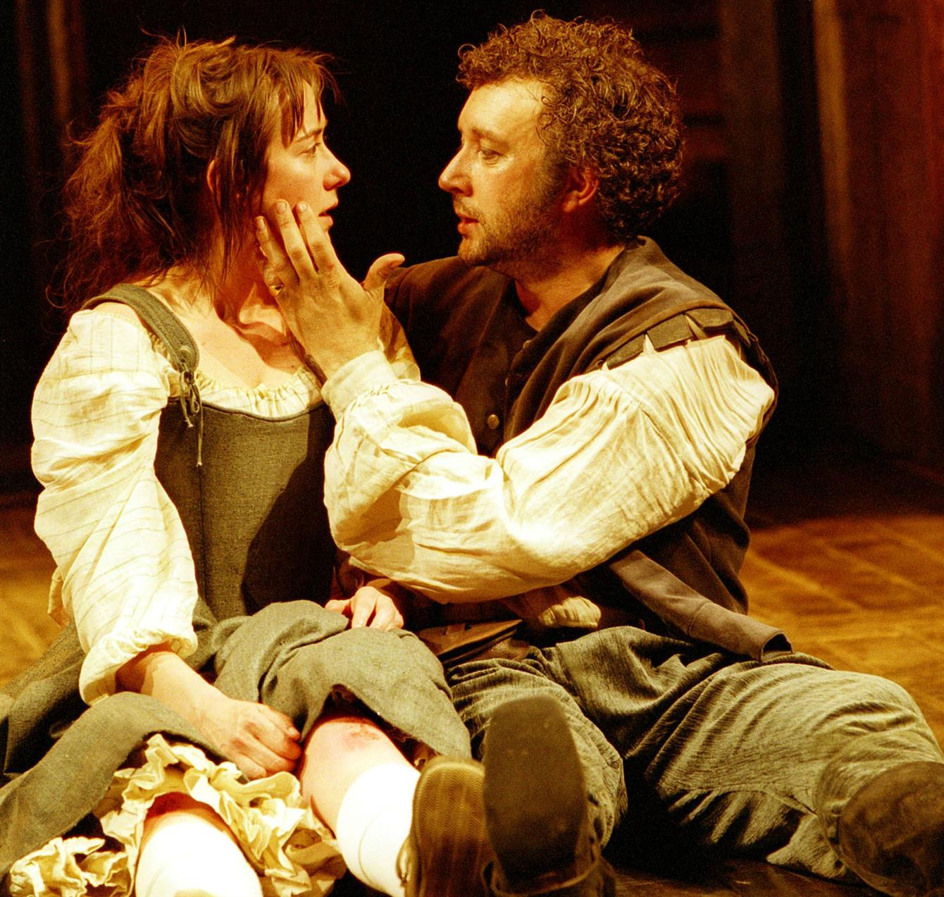 katherine and petruchio in shakespeares taming of the shrew Shakespeare's most outrageous comedy, the taming of the shrew introduces one of theatre's.